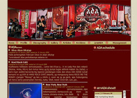 Ada Band (unofficial)Fans Site (2006)