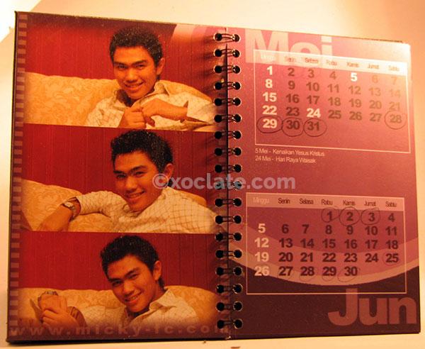Mickierz 2005 Calendar (2004)