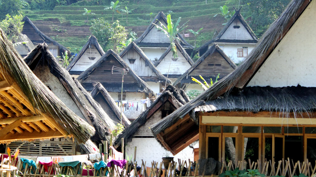 Kampung Naga, Tasikmalaya (Juni, 2011)