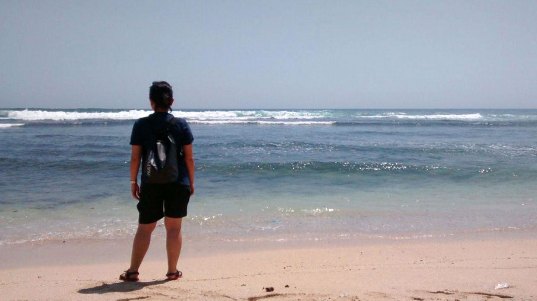 Satu Hari Jelajah Pantai Gunung Kidul, Yogyakarta
