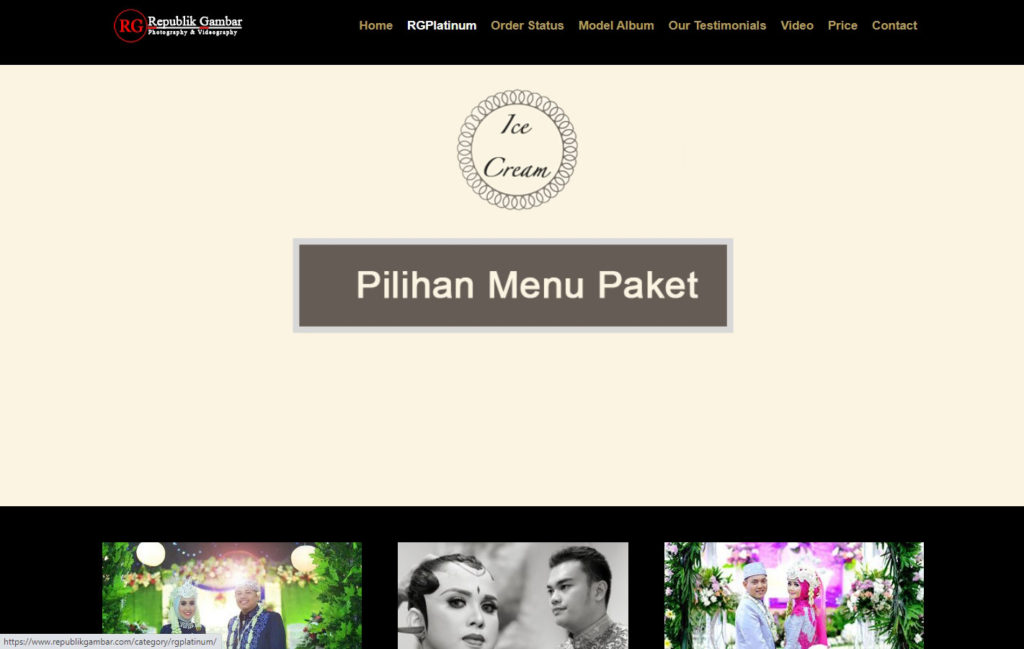 Republik Gambar Website